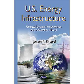 U.S. energiinfrastruktur klimaændringer sårbarheder amp tilpasning indsats ved redigeret af Joanne R Ballard