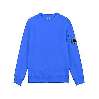 C.P. Company Undersixteen Royal Blue Lens Sweatshirt