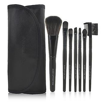 7Pcs make-up borstels, professionele make-up set