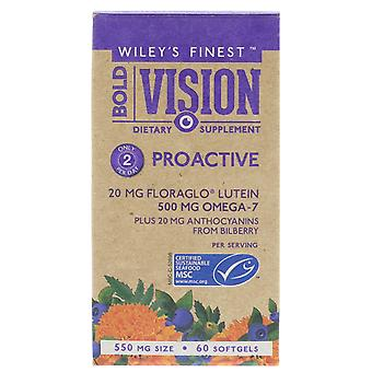 Wiley's Finest UK, Bold Vision : Proactive, 60 Capsules