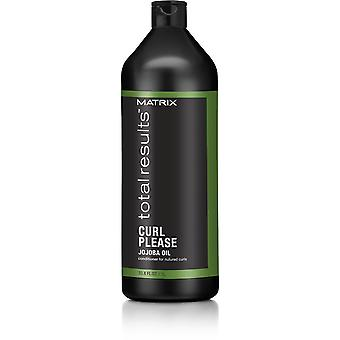 Matrix Total resultat Curl Please Conditioner 1000ml