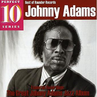 Johnny Adams - Great Johnny Adams Jazz Album [CD] USA import