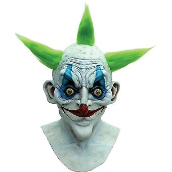 Oude Clown Latex masker voor Halloween