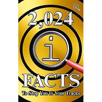 2 -024 QI Facts To Stop You In Your Tracks by 2 -024 QI Facts To Stop
