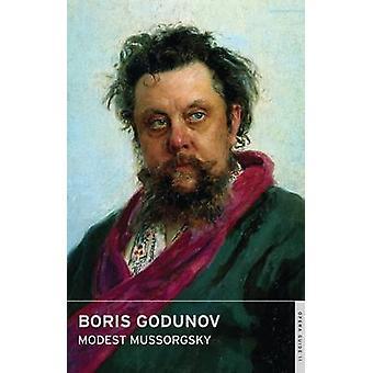Boris Godunov by Modest Mussorgsky - 9780714544151 Book