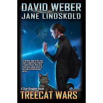Treecat Wars by David Weber - Jane Lindskold - 9781451639339 Book