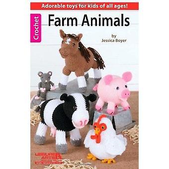 Farm Animals by Jessica Boyer - 9781464707360 Book