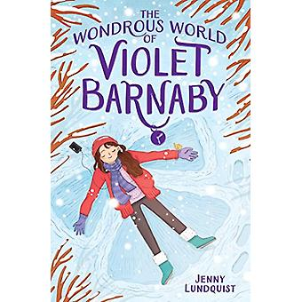 The Wondrous World of Violet Barnaby by Jenny Lundquist - 97814814603