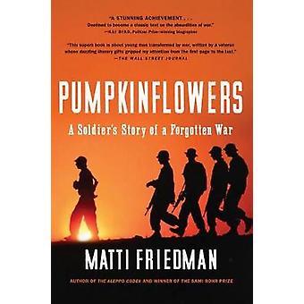 Gresskarblomster - en Soldiers Story av Matti Friedman - 9781616206918 Bo