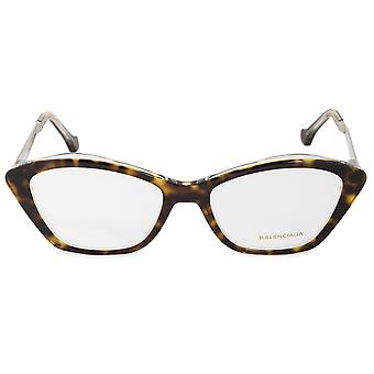 Balenciaga BA 5040 053 53 Cat Eye Eyeglasses Frames