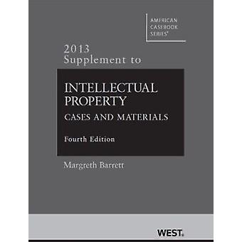 Intellectual Property by Margreth Barrett - 9780314286222 Book