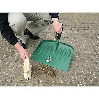 Garden & Patio dust pan & Brush Set Sweeping Cleaning Adjustable