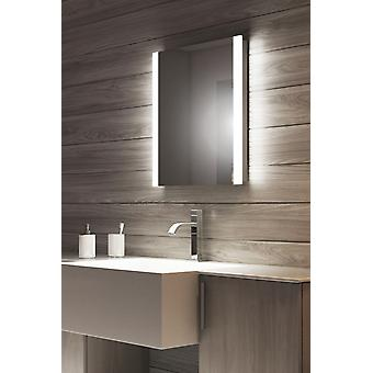 Ambient Double Edge LED Bathroom Shaver Mirror k1111vw