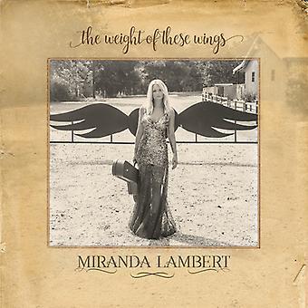 ミランダは、ランバート - これらの翼 [ビニール] USA 輸入の重量