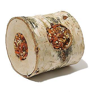 Rosewood Unalom Breaker Természetes Treat Nibble Woodroll sárgarépa