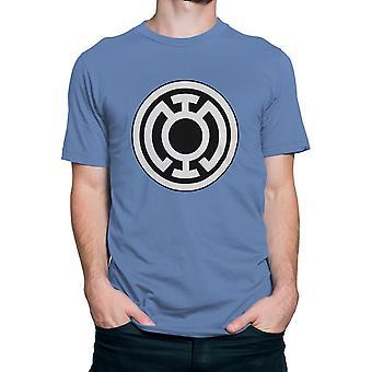 Linterna Azul Gran Símbolo Camiseta Azul