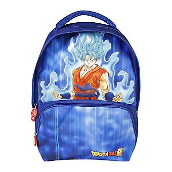 Clairefontaine Dragon Ball Super Children's Backpack - 40 cm - Multicolor (A Motifs)