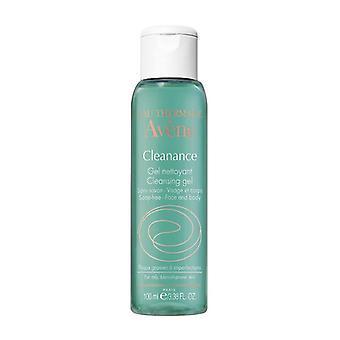 Avene Cleanance gel cleanser 100ml