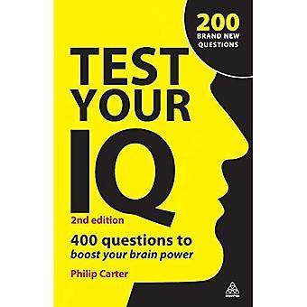 Test uw IQ:400 vragen om te stimuleren uw hersenen macht