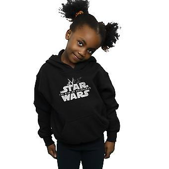 Star Wars The Rise Of Skywalker Rey Et Kylo Battle Girls Hoodie