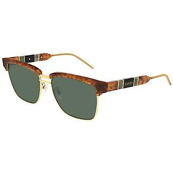 GUCCI GG0603S Scale/Golden Green