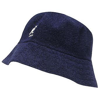 Kangol Mens Boucle emmer hoed Casual accessoires