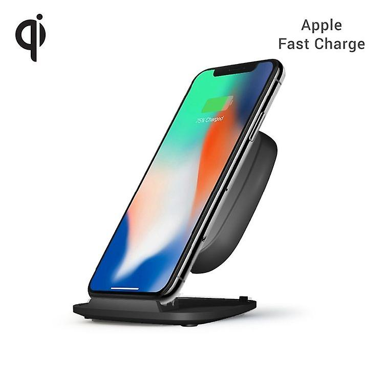 ZENS Wireless Charger Charging Station Fast Charge 15W for Apple with UK Power Supply