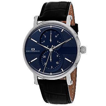 Oceanaut Men-apos;s Lexington Blue Dial Watch - OC0344
