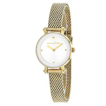 Ted Lapidus Women's Classic Silver Dial Watch - A0680PBPXX