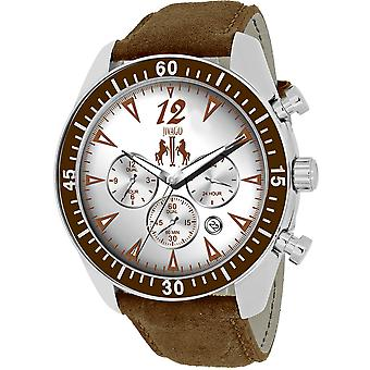 Jivago Men's Timeless Silver Dial Watch - JV4512
