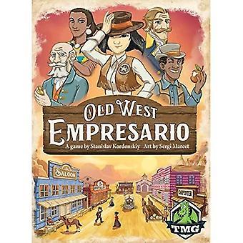 Old West Empresario Board Game