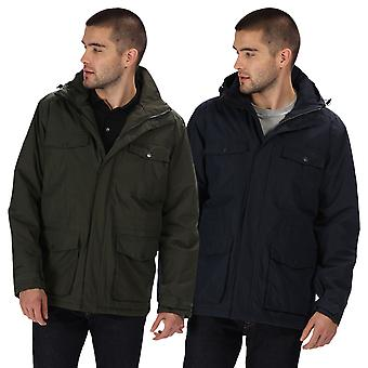 Regatta Mens Phyllon Waterproof Insulated Durable Jacket
