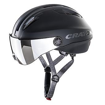 CRATONI Evo electric bike bike helmet / / black/anthracite matt