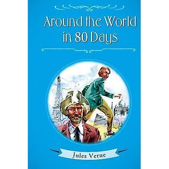 Around the World in 80 Days por Jules Verne