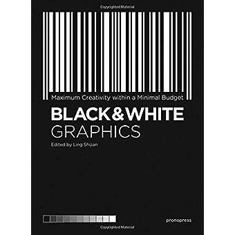 Black and White Graphics by Ling Shijan