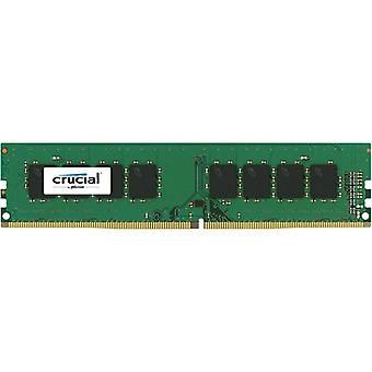 Crucial 16GB DDR4 UDIMM 2666MHz CL19 Single Stick Memory RAM