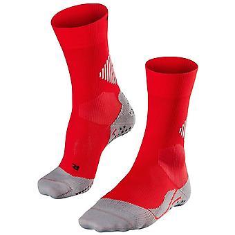 Falke 4 Grip maksimal hastighed sokker-Scarlet rød
