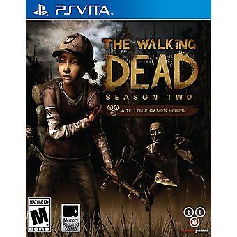 Walking Dead Season 2 PS Vita Game