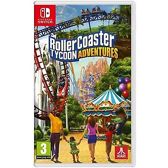 Gry Rollercoaster Tycoon Adventures Nintendo Switch