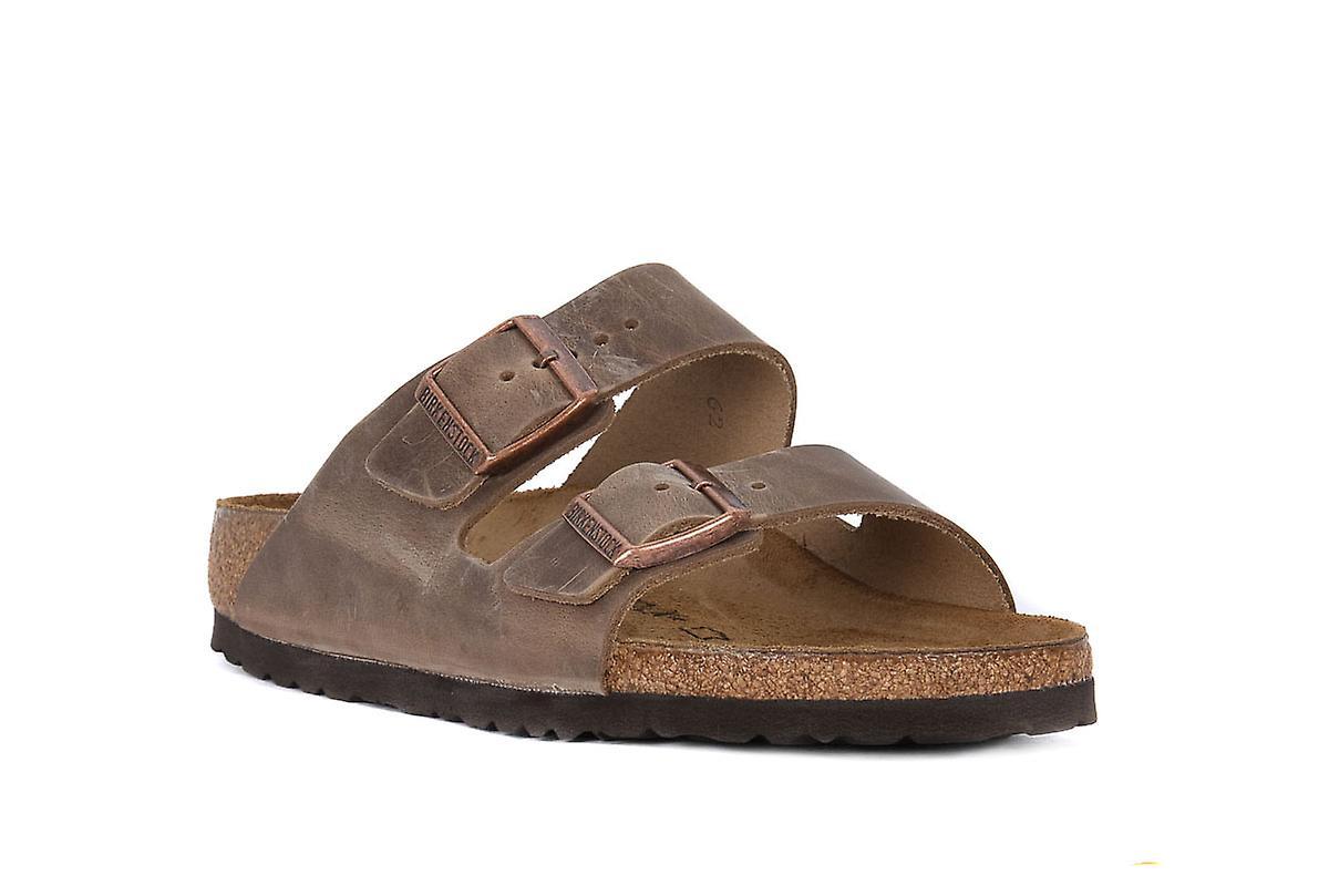 Birkenstock arizona tabacco oiled calz s sandali 8mTSF