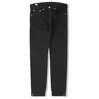 Edwin EDWIN Made In Japan Black Slim Tapered Jean
