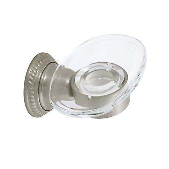Delta 69255-SN Bathroom Soap Dish Holder Accessory Satin Nickel
