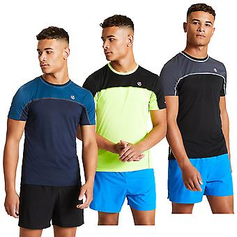 Dare 2b Hombres 2020 Notable Quick Dry Transpirable Wicking Camiseta