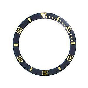 Bezel insert made by w&cp to fit rolex 315-16808-81 generic bezel insert