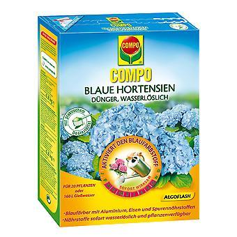 COMPO Blue hydrangeas, 800 g