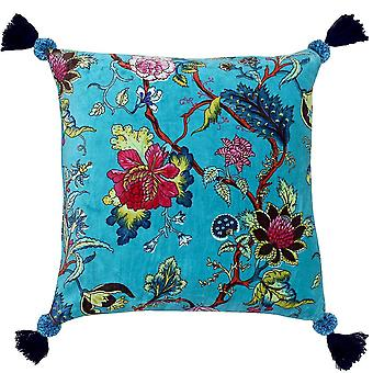 Riva Home Tree Of Life Polyester Fill Cushion