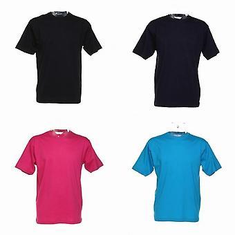 Kustom Kit Hunky Superior Mens Short Sleeve T-Shirt