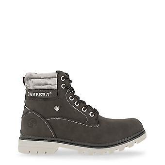 Carrera Jeans Original Kvinnor Höst / Vinter Vrist Boot - Grå Färg 30054
