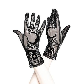 Restyle - wróżka - rękawice siatkowe