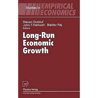 LongRun Economic Growth by Durlauf & Steven